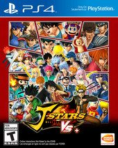 Box shot of J-Stars Victory VS+ [North America]