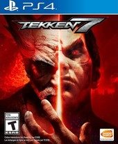 Box shot of Tekken 7 [North America]