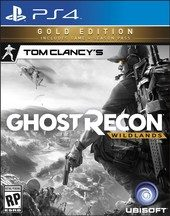 Box shot of Tom Clancy's Ghost Recon Wildlands [North America]