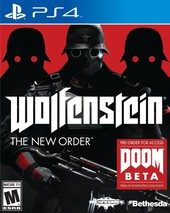 Box shot of Wolfenstein: The New Order [North America]