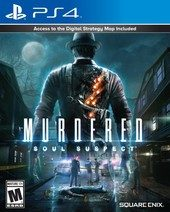 Box shot of Murdered: Soul Suspect [North America]
