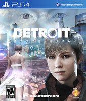 Box shot of Detroit: Become Human [North America]