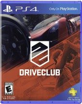 Box shot of DriveClub [North America]