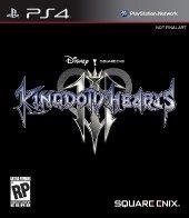 Box shot of Kingdom Hearts III [North America]