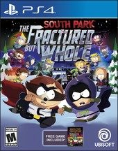 Box shot of South Park: The Fractured but Whole [North America]
