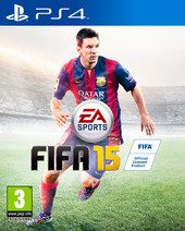Box shot of FIFA 15 [Europe]