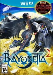 Box shot of Bayonetta 2 [North America]