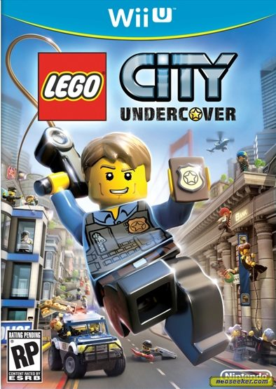 LEGO City: Undercover - wii-u - NTSC-U (North America)