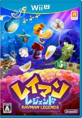 Box shot of Rayman Legends [Japan]