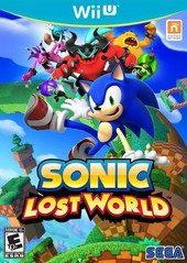 Box shot of Sonic: Lost World [North America]