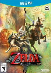 Box shot of The Legend of Zelda: Twilight Princess HD [North America]