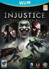 Box shot of Injustice: Gods Among Us [North America]