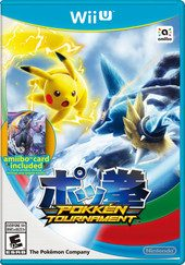 Box shot of Pokkén Tournament [North America]