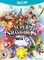 Box shot of Super Smash Bros. for Wii U [North America]