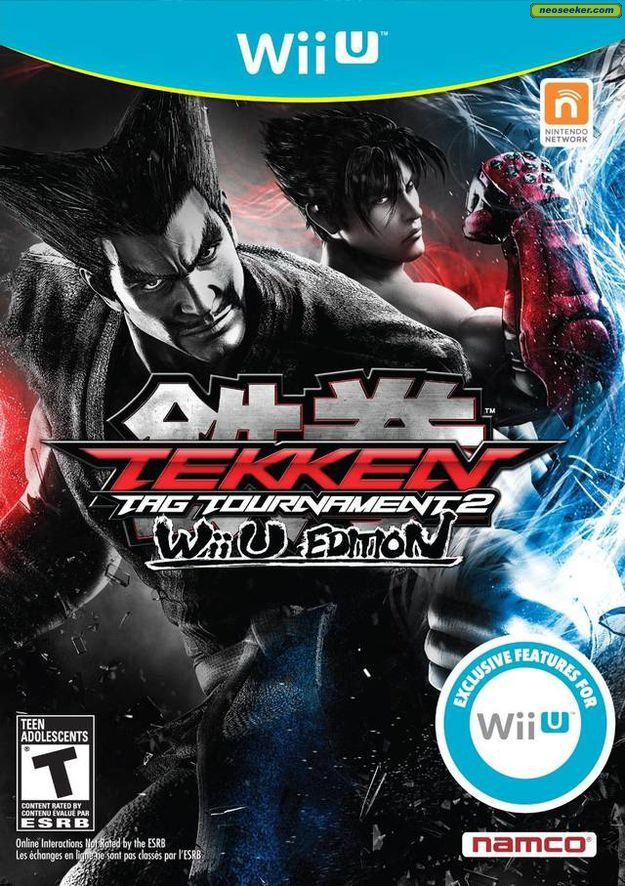 Tekken Tag Tournament 2: Wii U Edition - wii-u - NTSC-U (North America)