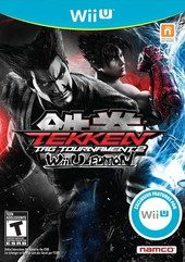 Box shot of Tekken Tag Tournament 2: Wii U Edition [North America]