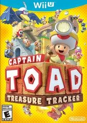Box shot of Captain Toad: Treasure Tracker [North America]