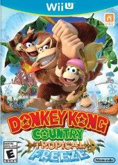 Box shot of Donkey Kong Country: Tropical Freeze [North America]