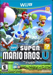 Box shot of New Super Mario Bros. U [North America]