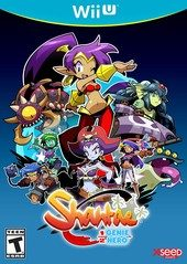 Box shot of Shantae: Half-Genie Hero [North America]