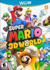Box shot of Super Mario 3D World [North America]