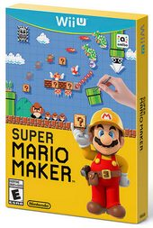 Box shot of Super Mario Maker [North America]