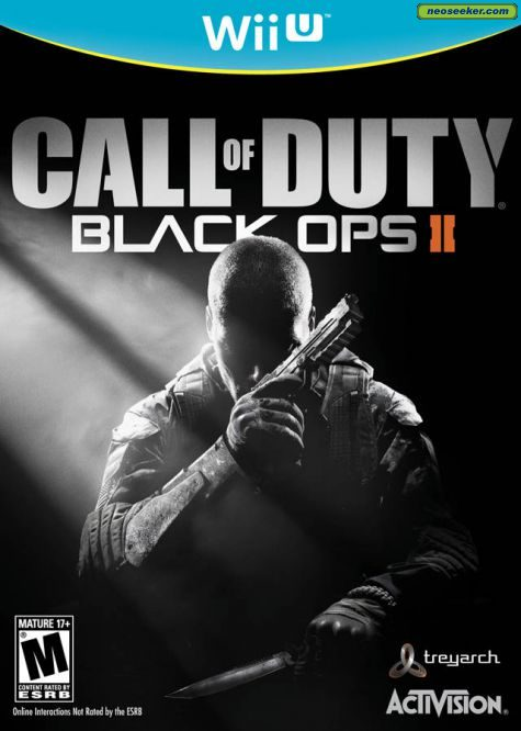 Call of Duty: Black Ops II - wii-u - NTSC-U (North America)
