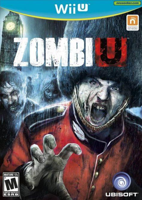 ZombiU - wii-u - NTSC-U (North America)