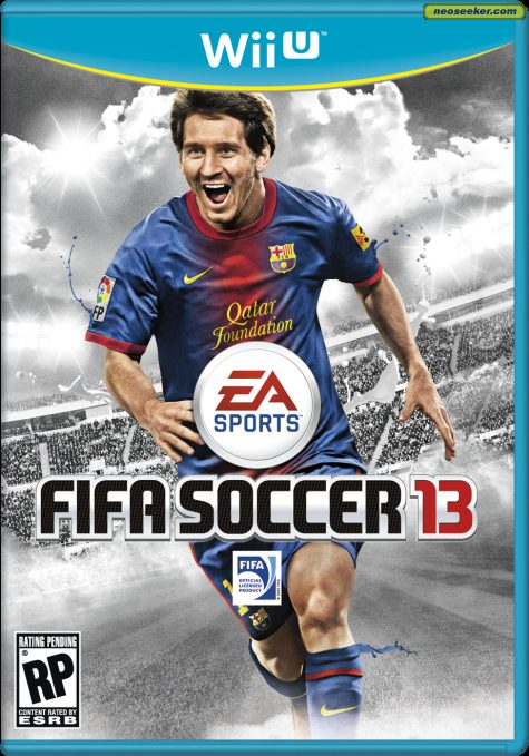 FIFA Soccer 13 - wii-u - NTSC-U (North America)