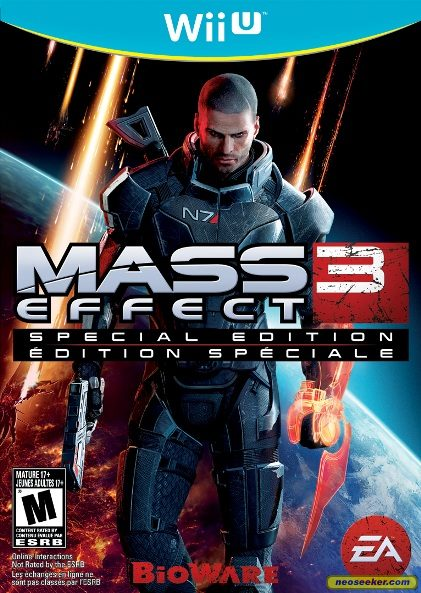Mass Effect 3 - wii-u - NTSC-U (North America)
