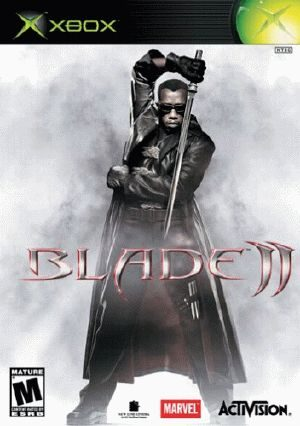 Blade II - Xbox - NTSC-U (North America)