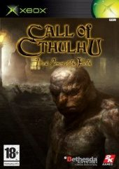 Box shot of Call Of Cthulhu: Dark Corners Of The Earth [Europe]