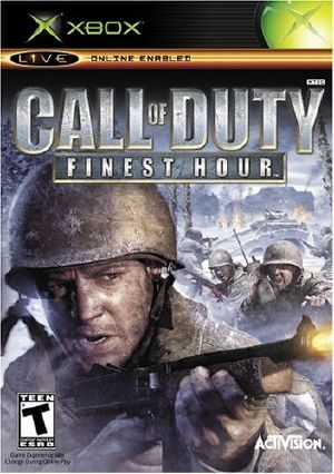 Call of Duty: Finest Hour - Xbox - NTSC-U (North America)