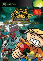 Box shot of Codename: Kids Next Door - Operation V.I.D.E.O.G.A.M.E. [North America]