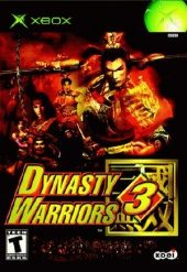 Box shot of Dynasty Warriors 3 [North America]