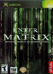 Box shot of Enter The Matrix [North America]
