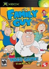 Family Guy (North America Boxshot)