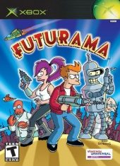 Box shot of Futurama [North America]