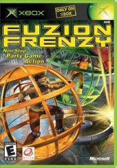 Fuzion Frenzy (North America Boxshot)