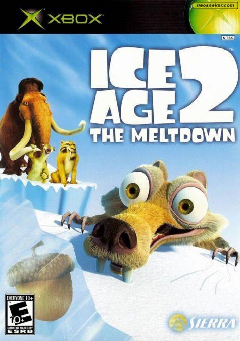 Ice Age 2: The Meltdown - Xbox - NTSC-U (North America)
