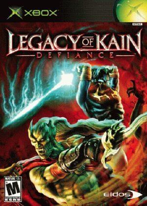 Legacy of Kain: Defiance - Xbox - NTSC-U (North America)
