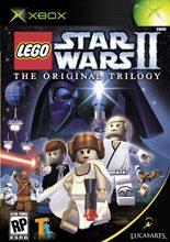 Box shot of LEGO Star Wars