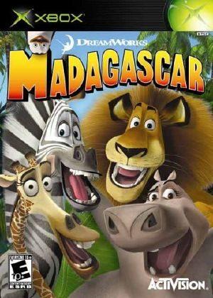 Madagascar - Xbox - NTSC-U (North America)