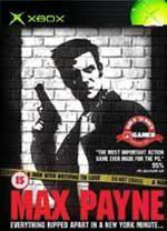 Max Payne - Xbox - PAL (Europe)