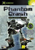 Box shot of Phantom Crash [Europe]