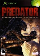 Box shot of Predator: Concrete Jungle [North America]