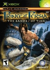 Box shot of Prince of Persia: The Sands of Time [North America]