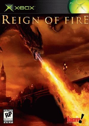 Reign of Fire - Xbox - NTSC-U (North America)