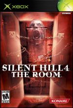Box shot of Silent Hill 4: The Room [North America]