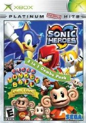 Box shot of Sonic Heroes/Super Monkey Ball Deluxe 2-in-1 Combo Pack [North America]